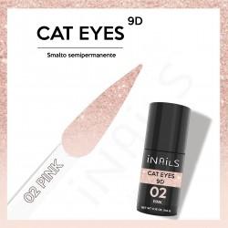9D Cat Eyes 02 PINK