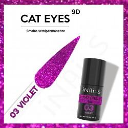 9D Cat Eyes 03 VIOLET