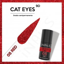 9D Cat Eyes 05 RED