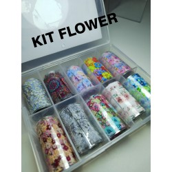 Kit foil Flower