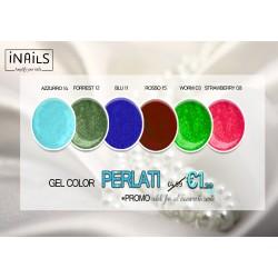 Gel color Perlati