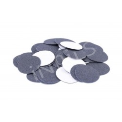 Set di file ricambio per disco pedicure