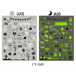 Nail stickers halloween CY048