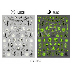 Nail stickers halloween CY052