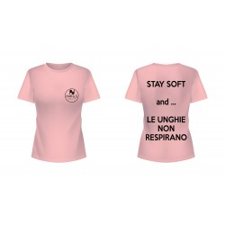 T shirt STAY SOFT