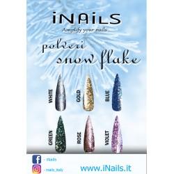 Polvere Snow Flakes