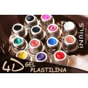 PLASTILIN GEL